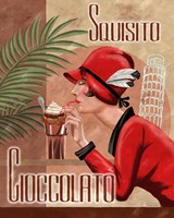 Italian Chocolate I Fine-Art Print