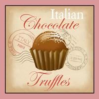 Italian Chocolate Truffles Fine-Art Print
