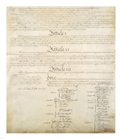 Constitution of the United States IV Fine-Art Print