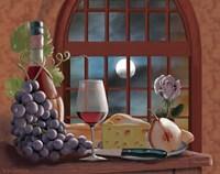 Chianti By Moonlight Fine-Art Print