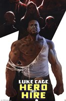 Luke Cage Wall Poster