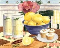Fresh Lemonade Fine-Art Print