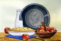 Gram's Apple Pie Fine-Art Print