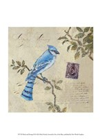 Bird & Postage III Fine-Art Print