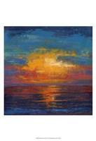Sun Down II Fine-Art Print