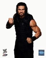 Roman Reigns Wrestler Fine-Art Print