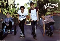 The Vamps - Band Wall Poster