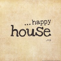 Happy House Fine-Art Print