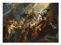 The Fall of Phaeton Fine-Art Print
