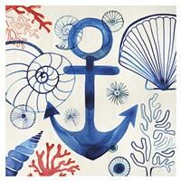 Anchor in Bermuda Fine-Art Print