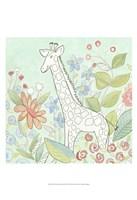 Nick's Animal Garden III Fine-Art Print