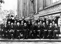 1927 Solvay Conference on Quantum Mechanics Fine-Art Print