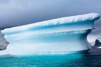 Antarctica, Pleneau Island, Icebergs Fine-Art Print