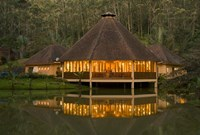Madagascar, Vakona Forest Lodge, Resort, Mantadia NP Fine-Art Print