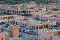 Town View, Tinerhir, Morocco Fine-Art Print