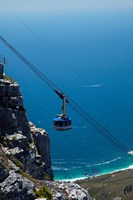 Table Mountain Aerial Cableway, Cape Town, South Africa Fine-Art Print
