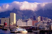 Victoria and Alfred Waterfront, Cape Town, South Africa Fine-Art Print