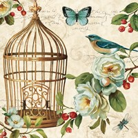 Free as a Bird II Fine-Art Print