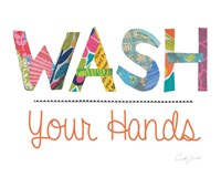 Wash Your Hands Fine-Art Print
