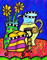 A Toast To Spring Fine-Art Print