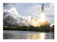 Space Shuttle Atlantis Fine-Art Print