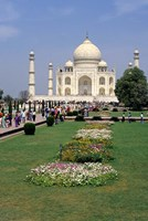 Taj Mahal in Agra, India Fine-Art Print
