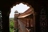 Architecture of Agra Fort, India Fine-Art Print