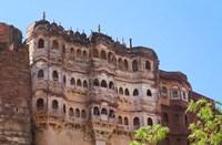 Meherangarh, Majestic Fort, Jodhpur, Rajasthan, India Fine-Art Print