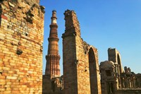 Qutub Minar, Delhi, India Fine-Art Print