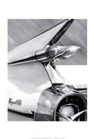 White Cadillac Fine-Art Print