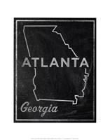 Atlanta, Georgia Fine-Art Print