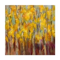 Golden Angels in the Aspens Fine-Art Print