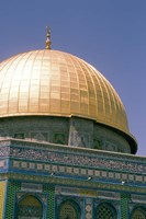 Dome of The Rock, Jerusalem, Israel Fine-Art Print
