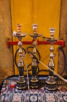 Sheesha pipes, Jerusalem, Israel Fine-Art Print