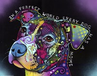 In a Perfect World Fine-Art Print