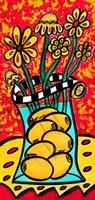 Lemon Vase Fine-Art Print