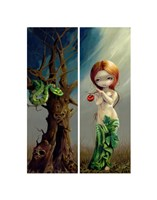 Eve and the Tree of Knowledge Fine-Art Print