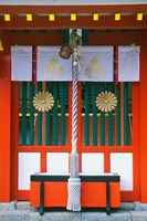 Kumano Hayatama Shrine, Shingu, Wakayama, Japan Fine-Art Print