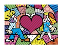 Heart Kids Fine-Art Print