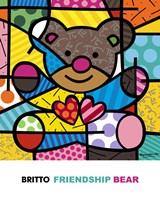 Friendship Bear Fine-Art Print