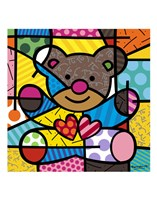 Friendship Bear Fine-Art Print