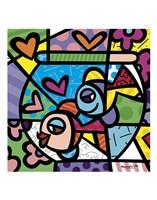 Fishbowl Fine-Art Print