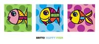 Happy Fish Fine-Art Print