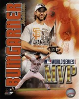 Madison Bumgarner 2014 World Series MVP Portrait Plus Fine-Art Print