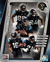 Jacksonville Jaguars 2014 Team Composite Fine-Art Print
