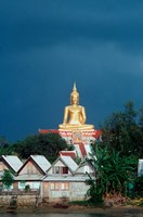 Big Buddha Buddhist Temple, Thailand Fine-Art Print
