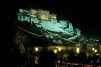 The Potala at Night, Lhasa, Tibet Fine-Art Print