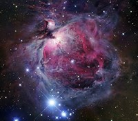 The Orion Nebula Fine-Art Print
