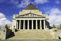 Shrine of Remembrance, Melbourne, Victoria, Australia Fine-Art Print
