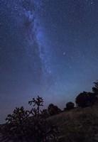 Milky Way Rises Over Kenton, Oklahoma Fine-Art Print
